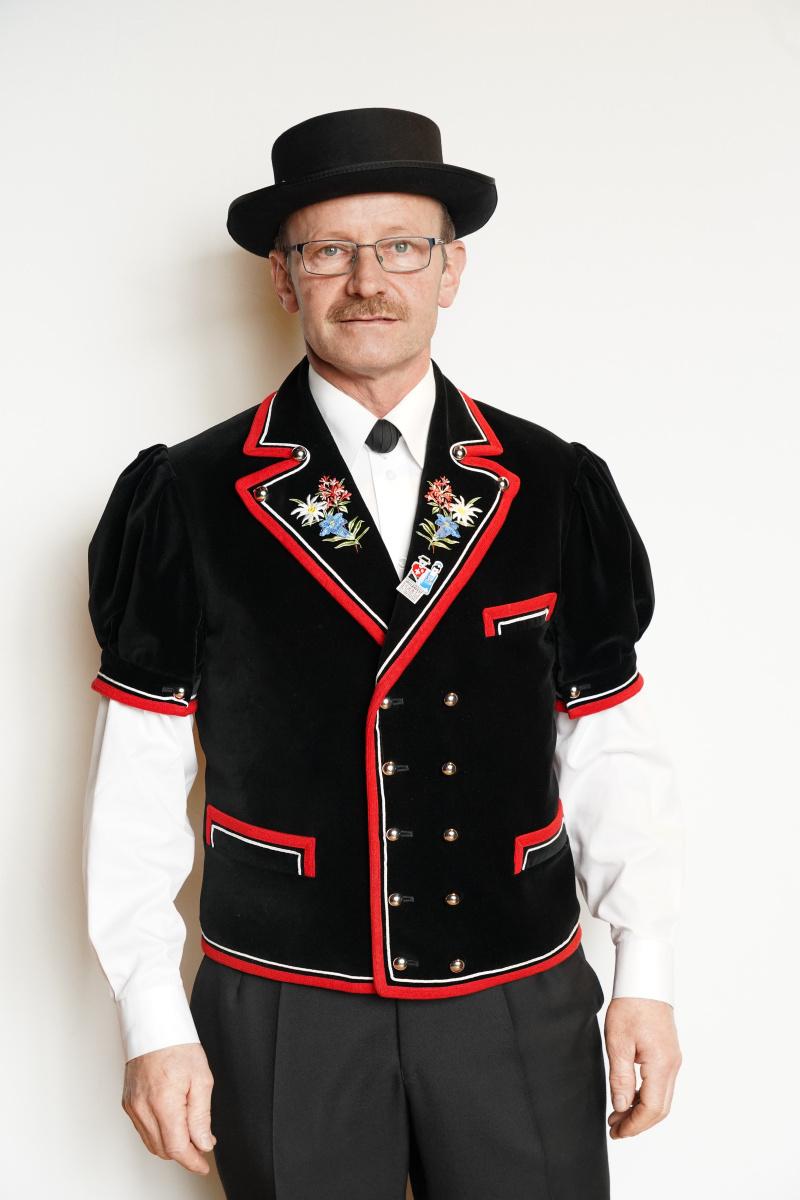 Wechsler Josef Präsident