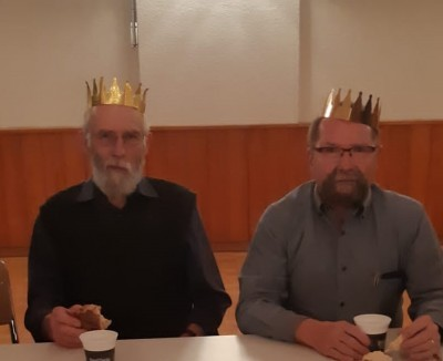 Jodlerkönig Geisseler Xaver und Prinz Primus Lustenberger